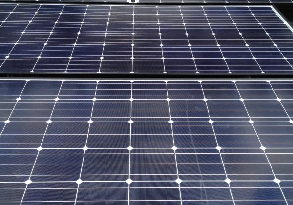 太陽光発電3.14Kw