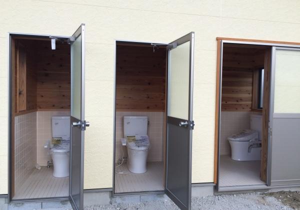 新築トイレ工事